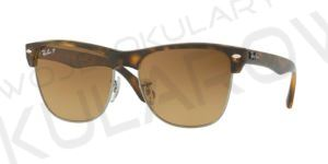 CLUBMASTER OVERSIZED RB 4175 877/m2