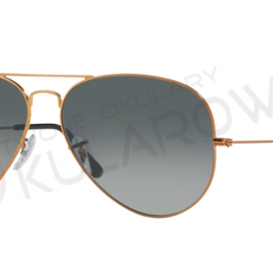Ray-ban RB3026 197/71 AVIATOR LARGE METAL