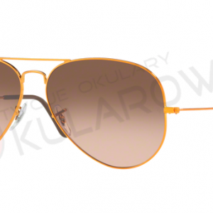 Ray-Ban RB3026 9001A5 AVIATOR LARGE METAL