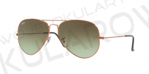 Ray-Ban RB3026 9002A6 AVIATOR LARGE METAL