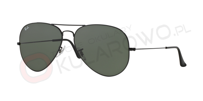 Ray-Ban RB3026 L2821 AVIATOR LARGE METAL