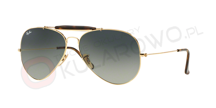Ray-Ban RB3029 181/71 OUTDOORSMAN