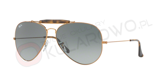 Ray-Ban RB3029 197/71 OUTDOORSMAN