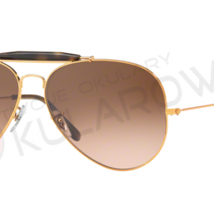 Ray-Ban RB3029 9001A5 OUTDOORSMAN