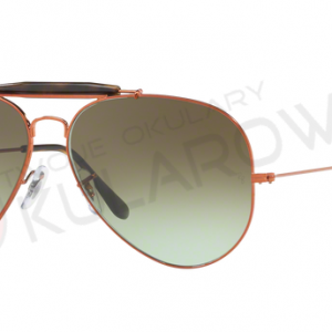 Ray-Ban RB3029 9002A6 OUTDOORSMAN