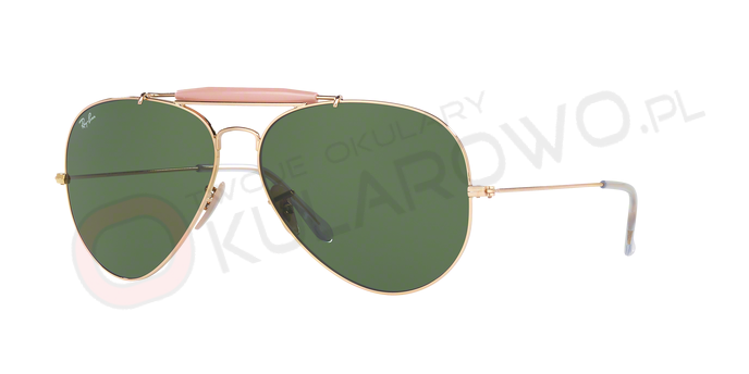 Ray-Ban RB3029 L2112 OUTDOORSMAN